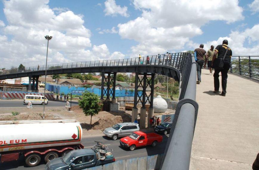 bellevue footbridge